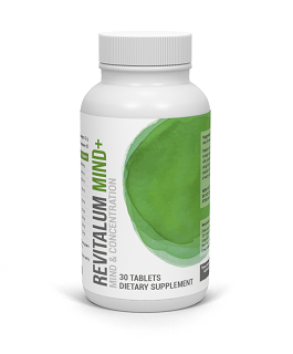 Revitalum Mind Plus cena