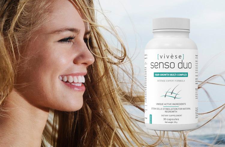 Vivese Senso Duo Capsules – cena, zloženie, kde kúpiť, Lekáreň, komentáre