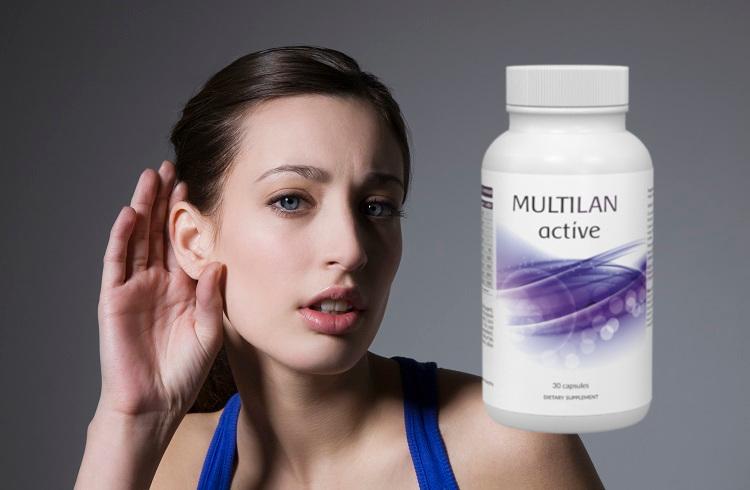 Multilan Active – účinky,  recenzie, komentáre