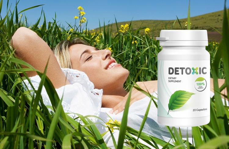 Detoxic – recenzie, komentáre, zloženie