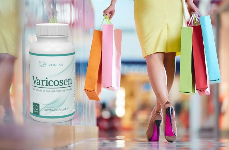 Varicosen – recenzie, zloženie, kde kúpiť