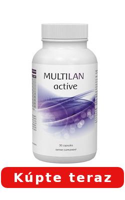 Multilan Active zloženie