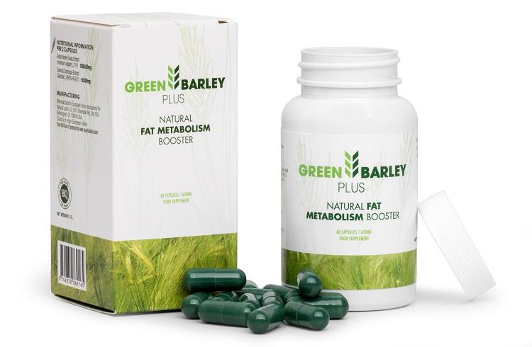 Green Barley Plus recenzie