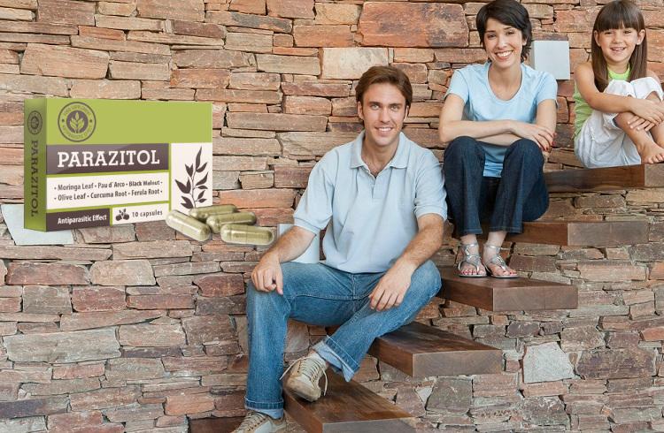 Parazitol- recenzie, zdravie, komentáre, účinky