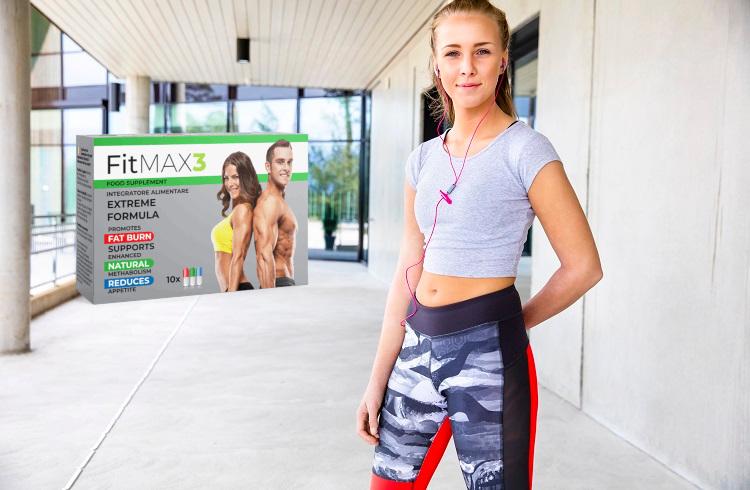 FitMax3 – recenzie, skúsenosť, zloženie, účinky, kde kúpiť