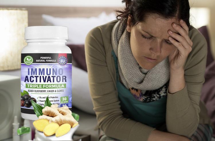 ImmunoActivator recenze