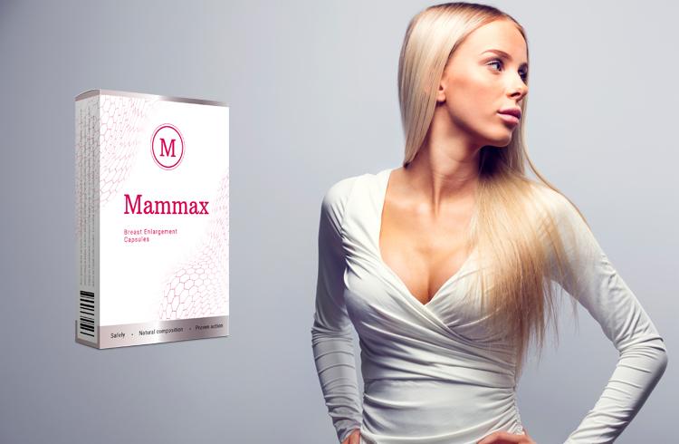 Mammax – skúsenosť, zloženie, cena, forum