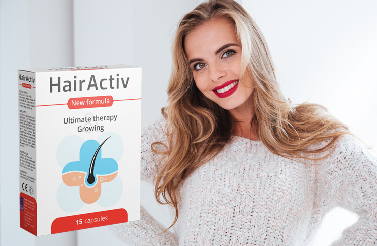 HairActiv – recenzie, zloženie, skúsenosť, forum