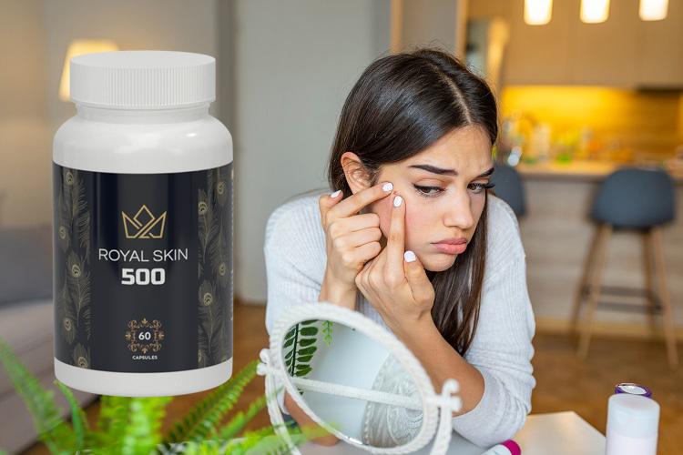 Royal Skin 500 – zloženie, skúsenosť, cena, forum