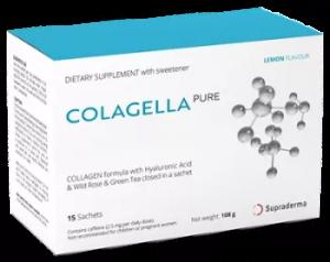 Colagella Pure účinky