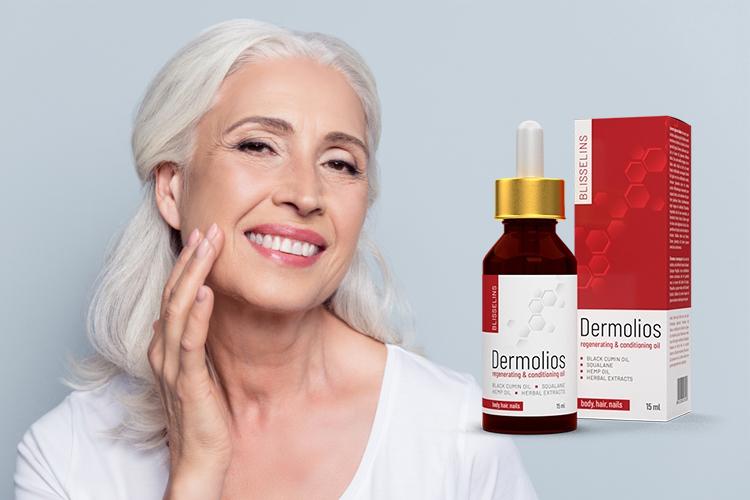 Dermolios – recenzie, skúsenosť, zloženie, účinky, kde kúpiť