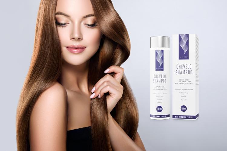 Chevelo Shampoo – recenzie, skúsenosť, zloženie, účinky, kde kúpiť