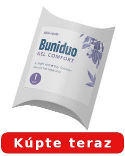 buniduo gel comfort zloženie